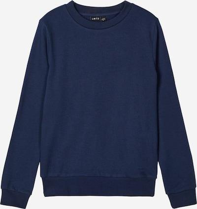 NAME IT Rundhalsausschnitt Sweatshirt in blau, Produktansicht