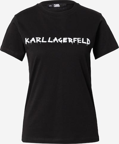 Karl Lagerfeld T-Krekls melns, Preces skats