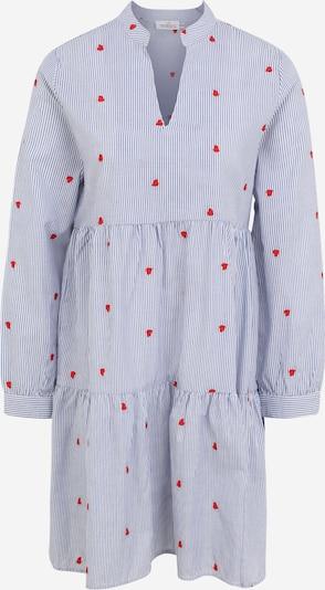 Zwillingsherz Kleid 'Elena' in blau / rot / weiß, Produktansicht