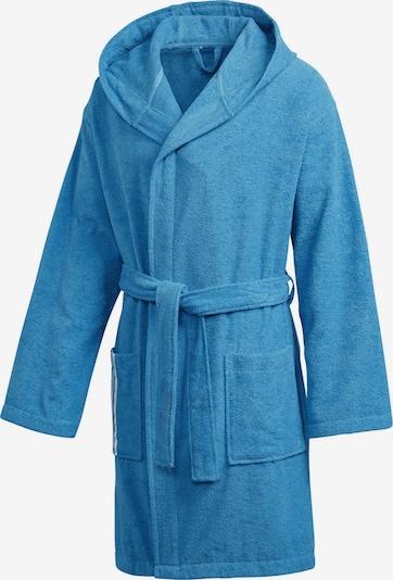 ADIDAS PERFORMANCE Sport badjas in de kleur Hemelsblauw / Wit, Productweergave
