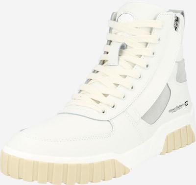 DIESEL Sneakers hoog 'S-Rua' in de kleur Grijs / Wit, Productweergave