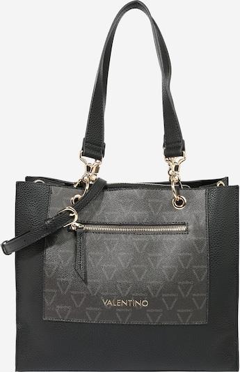 Valentino Bags Kabelka na rameno 'PATCH' - mokka / sivá / čierna, Produkt