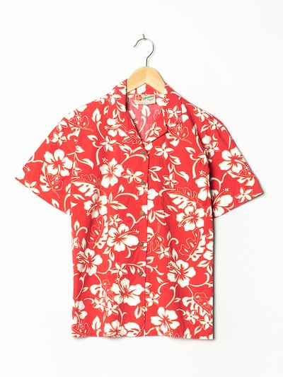 The Hawaiian Original Hawaiihemd in XL in feuerrot, Produktansicht