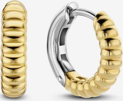 Ti Sento Milano Creolen in gold / silber, Produktansicht