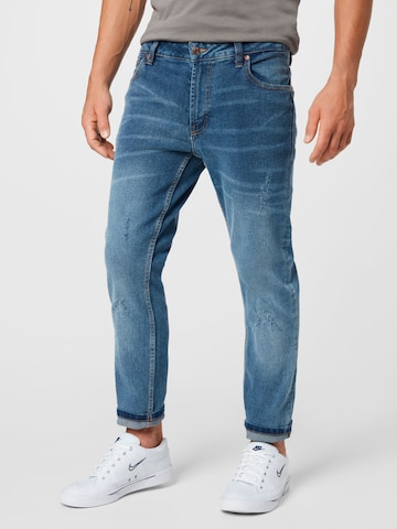 Denim Project Jeans 'Mr Red Light' in Blue