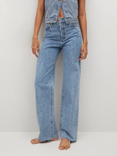 MANGO Jeans 'Nora' in hellblau, Modelansicht