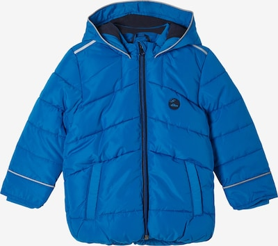 s.Oliver Winter Jacket in Blue, Item view