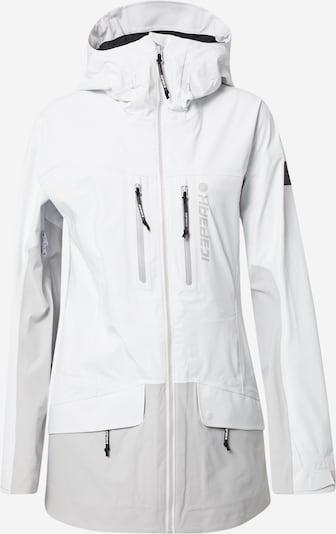 ICEPEAK Outdoor Jacket 'DATTELN' in Grey / Light grey, Item view