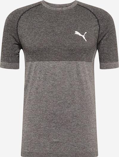 PUMA T-Shirt in anthrazit / dunkelgrau, Produktansicht