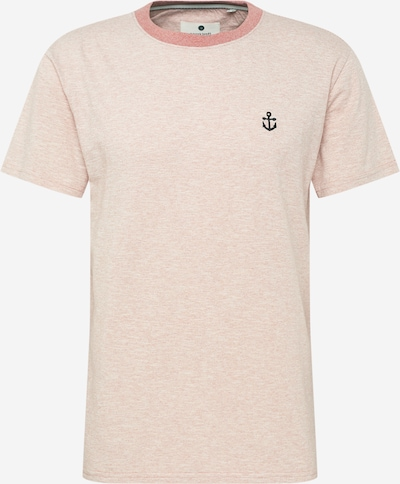 anerkjendt Тениска 'AKKIKKI' в розе / антично розово / черно, Преглед на продукта