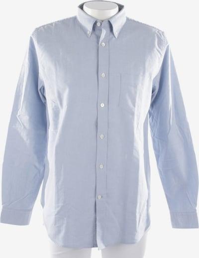 Closed Freizeithemd in L in blaumeliert, Produktansicht
