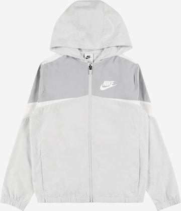 Veste mi-saison Nike Sportswear en gris