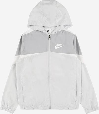 Geacă de primăvară-toamnă Nike Sportswear pe gri, Vizualizare produs