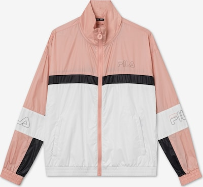 FILA Sports jacket 'JADA' in Coral / White, Item view