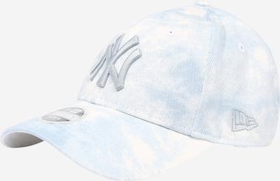 Șapcă NEW ERA pe albastru deschis / argintiu / alb, Vizualizare produs