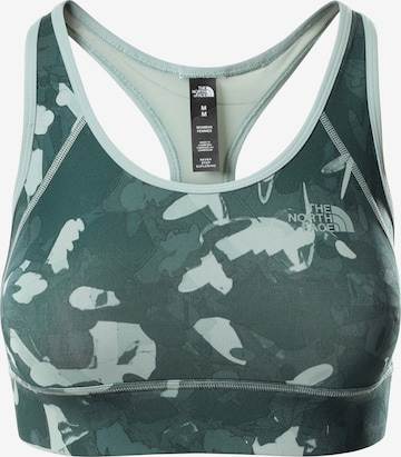 THE NORTH FACE Bra in Green