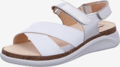 Ganter Sandalen in weiß, Produktansicht