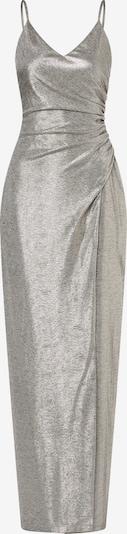 Marie Lund Abendkleid in silber, Produktansicht