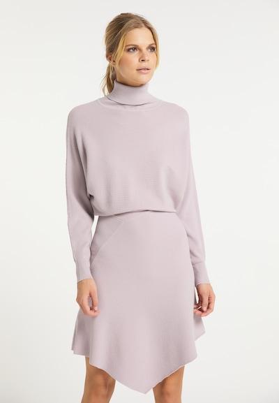 Rochie tricotat usha WHITE LABEL pe mov liliachiu, Vizualizare model