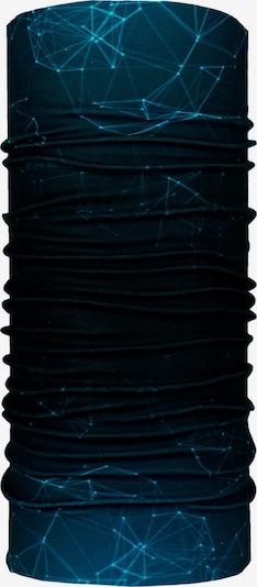 P.A.C. Sportschal in marine / hellblau, Produktansicht