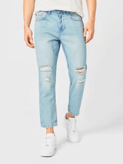 Only & Sons Jeans 'AVI' in de kleur Lichtblauw, Modelweergave