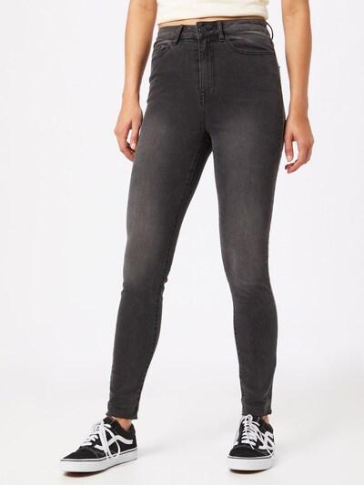 VILA Jeans 'Ekko' in grey denim, Modelansicht