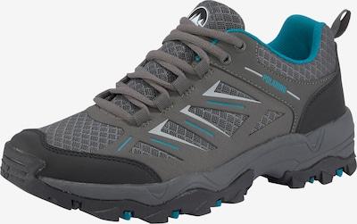 POLARINO Boots in Grey / Light grey / Black, Item view