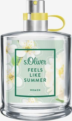 s.Oliver Fragrance 'FEELS LIKE SUMMER' in