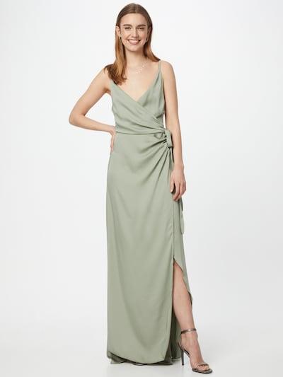pasztellzöld Little Mistress Estélyi ruhák, Modell nézet