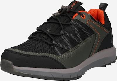 bugatti Sneaker 'Pampa' in grau / orange / schwarz, Produktansicht