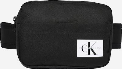 Borsa Calvin Klein Jeans di colore nero / bianco, Visualizzazione prodotti
