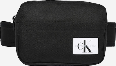 Calvin Klein Jeans Kabelky - čierna / biela, Produkt