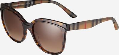 Ochelari de soare '0BE4270' BURBERRY pe maro / castaniu / roșu, Vizualizare produs