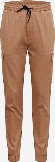 Pantaloni cargo BURTON MENSWEAR LONDON di colore marrone chiaro, Visualizzazione prodotti