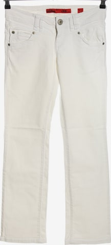 Q/S by s.Oliver Jeans in 27-28 x 32 in White