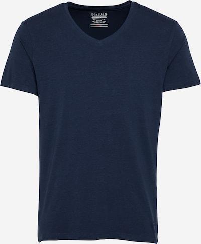 BLEND Shirt 'Nico' in navy, Produktansicht