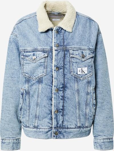 Calvin Klein Jeans Välikausitakki värissä sininen denim, Tuotenäkymä