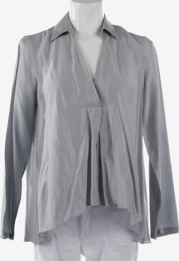 PATRIZIA PEPE Bluse in XS in grau, Produktansicht