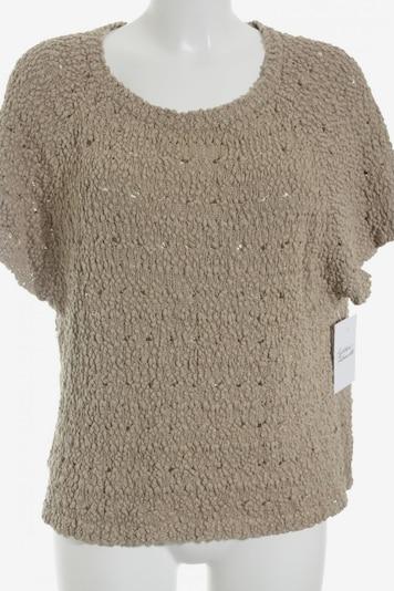 Simclan Strickshirt in L in beige, Produktansicht
