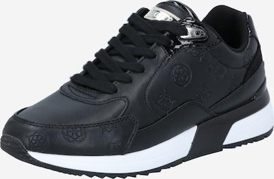 GUESS Låg sneaker i svart, Produktvy