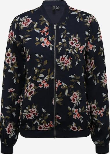 Vero Moda Tall Jacke 'KAY' in navy / mischfarben, Produktansicht