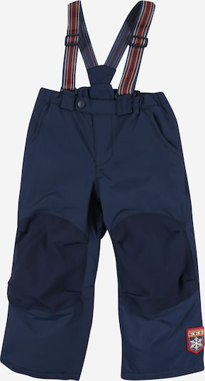 FINKID Functional trousers 'ROMPPA PLUS' in marine / navy, Item view