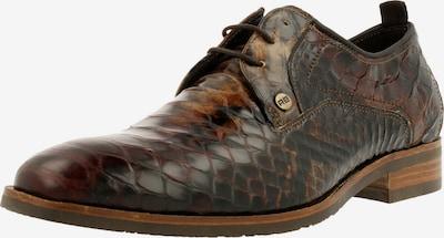 Rehab Chaussure à lacets en marron, Vue avec produit