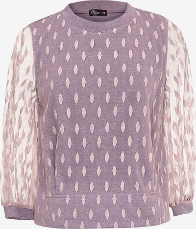 Wisell Bluse in pink / altrosa, Produktansicht