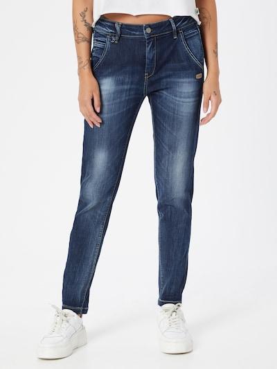 Jeans 'HANNAH' Gang pe albastru denim, Vizualizare model