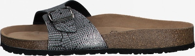 TAMARIS Pantofle - stříbrně šedá, Produkt