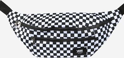 VANS Gürteltasche 'WARD' in schwarz / weiß, Produktansicht