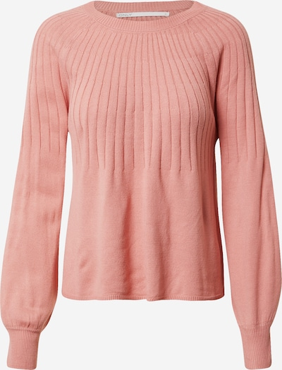 ONLY Pullover 'Amalia' in rosa, Produktansicht