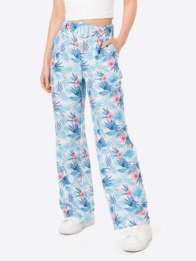 Trendyol Damen - Hosen 'Pants' in blau, Modelansicht