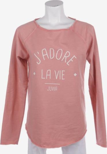 Juvia Sweatshirt & Zip-Up Hoodie in S in Pink, Item view
